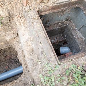 Réparation égouts et canalisations à Woluwe