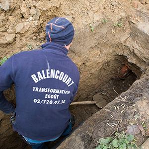 Balencourt débouchage canalisations Zaventem